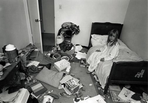 Bill Owens, Christina's Room, 1971