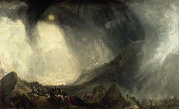 J. M. W. Turner, Hannibal Crossing the Alps