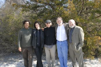 The LRTX Jury at the LRTX site