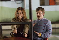 Jennifer Aniston and Steve Zahn star in Management (Photo: Samuel Goldwyn)