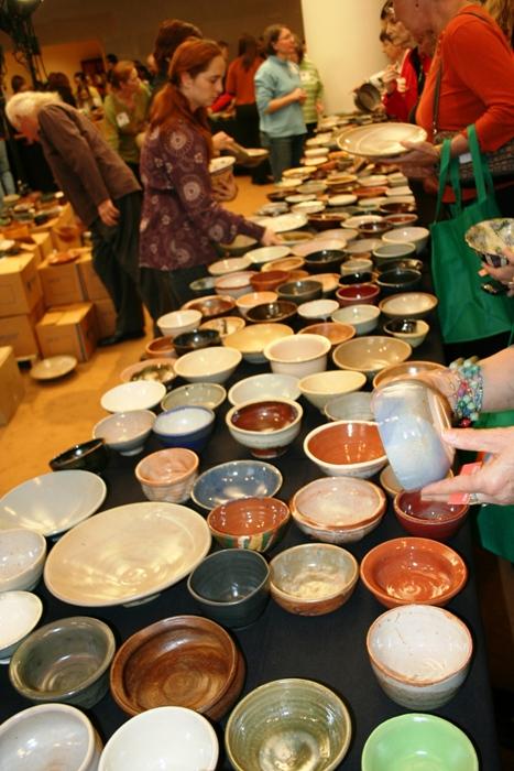 Empty Bowls BCA 018