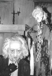 Catch Dallas Puppet Theater's version of 'A Christmas Carol' at the Fort Worth Public Library (photo Dallas Puppet Theater)