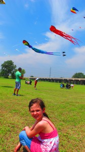 Catch the wind at the Trinity River Wind Festival. (photo Wynn Powell)