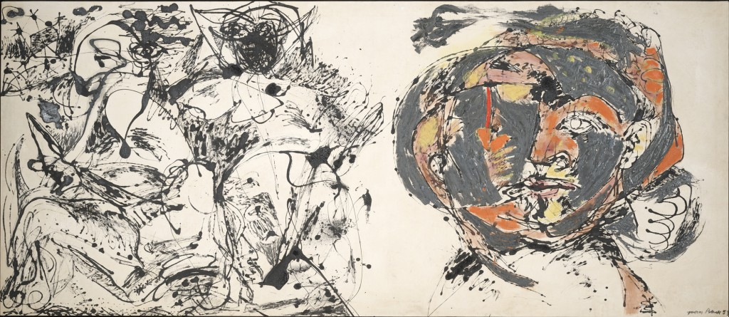 Jackson Pollock_Portrait and a Dream
