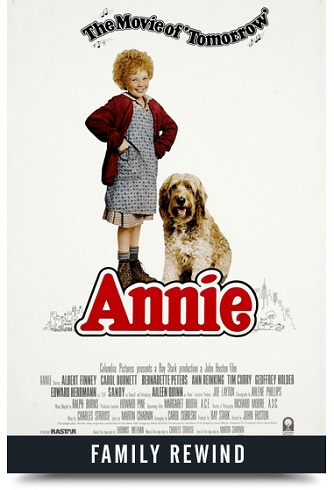 Catch the classic 'Annie' at SMG this Wednesday