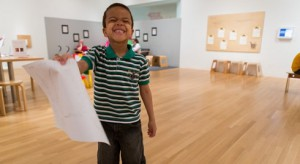 Make your own art at a special event this weekend at the DMA.  (photo: Dallas Museum of Art)