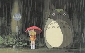 "Treat the kids to the Miyazaki classic ""My Neighbor Totoro"" at the Modern Art Museum of For Worth"