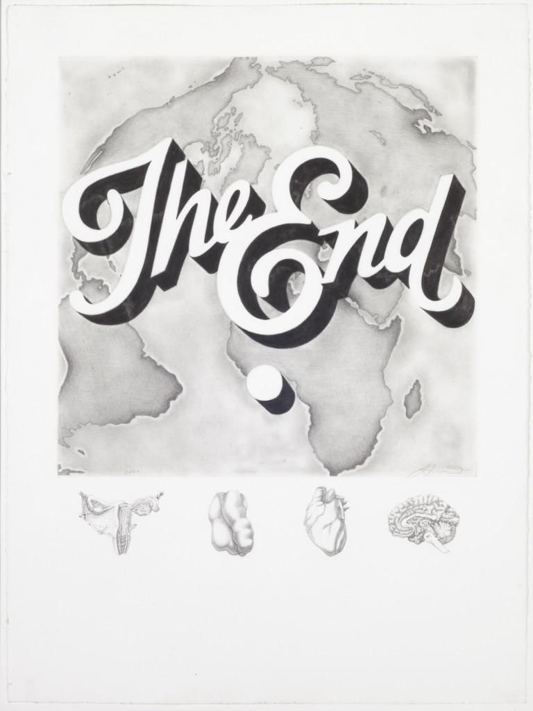 The End. Benito Huerta