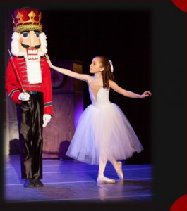 'The Nutcracker' is the perfect holiday event to enjoy with your kids. photo: Art Ballet Academy, Fort Worth
