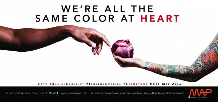 heart billboard