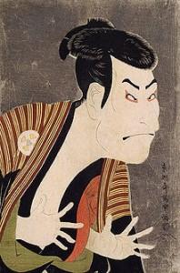 220px-Toshusai_Sharaku-_Otani_Oniji,_1794