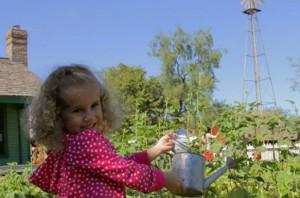 Spring has sprung at Nash Farm in Grapevine. Photo: Grapevine Convention & Visitors Bureau