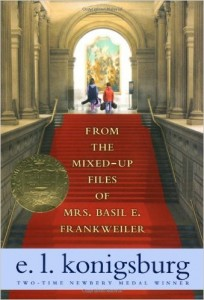 From the mixed up files of mrs. Basil E.