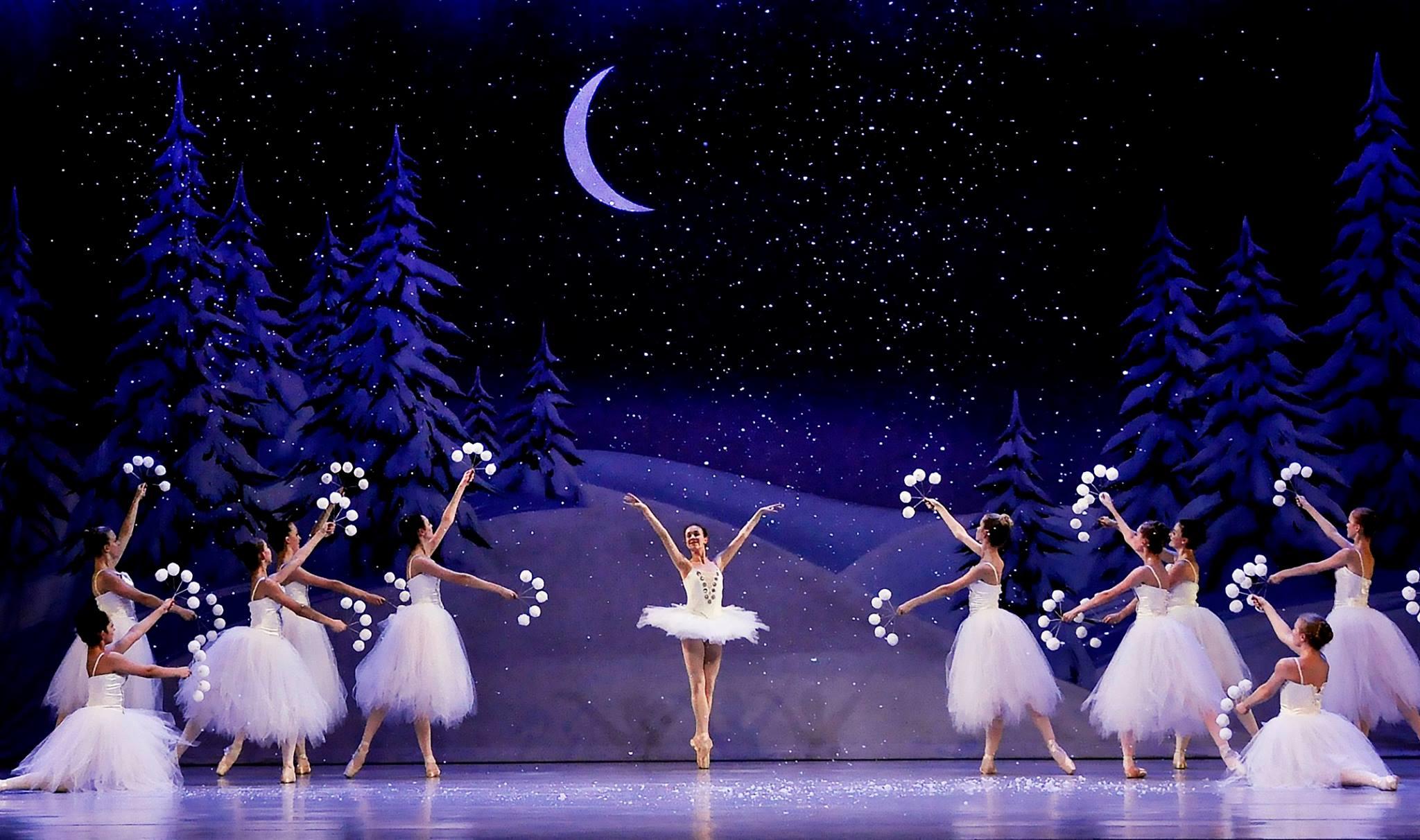 "Chamberlain Performing Arts' ""Snow"""