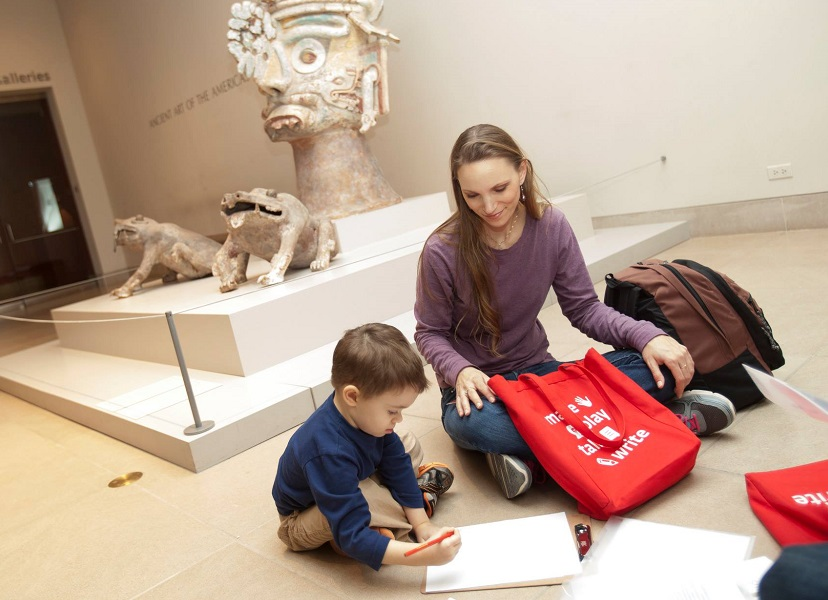 Explore the DMA after hours at Late Nights. Photo: Dallas Museum of Art