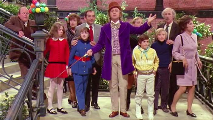 """Come see """"Willy Wonka and the Chocolate Factory"""" and you could win tickets to ChocolateFest."""