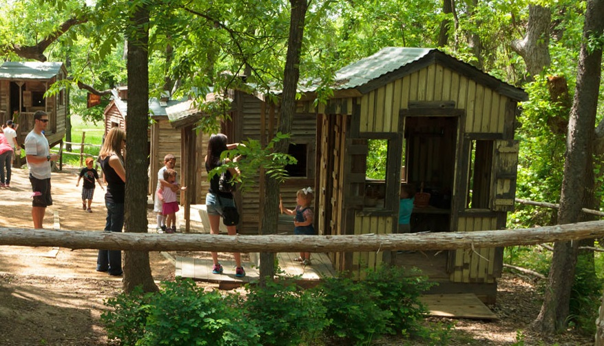 Take a trip back in time at the Texas Heritage Festival. Photo: Heard Natural Science Museum & Wildlife Sanctuary