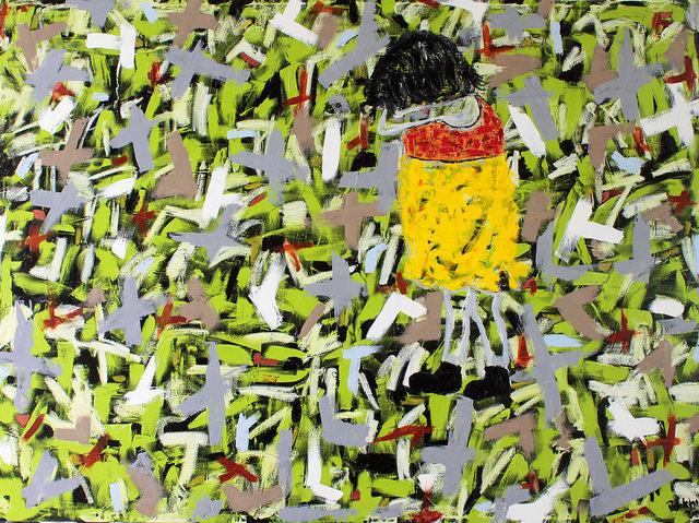 The Little Girl by Johannes Boekhoudt