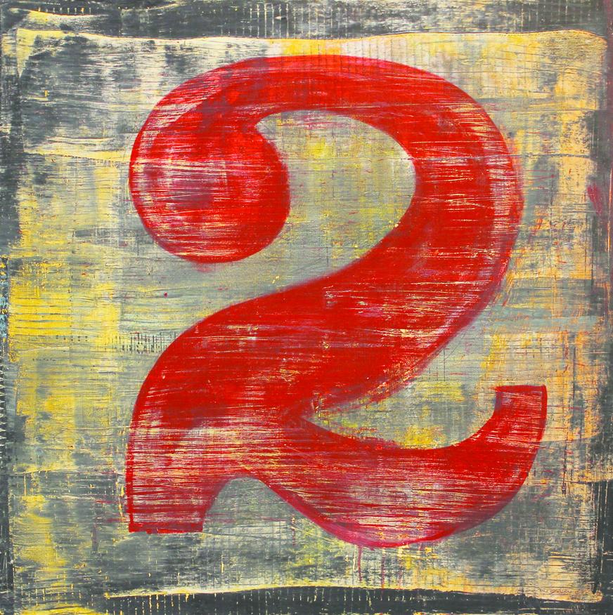"""""""Deux"""" by Joyce Landry"""