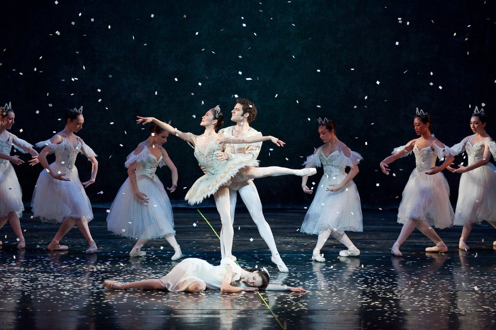 Don't miss Tuzer Ballet's magical interpretation of the holiday classic. Photo: Tuzer Ballet