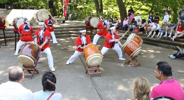 Celebrate the season at the Japanese Garden Fall Festival. Photo: Fort Worth Botanic Garden