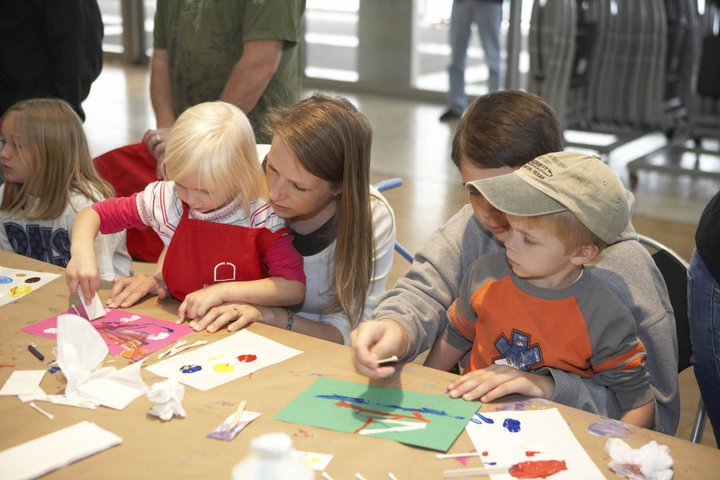 Explore your artistic side this Saturday at the Kimbell. Photo: Kimbell Museum of Art