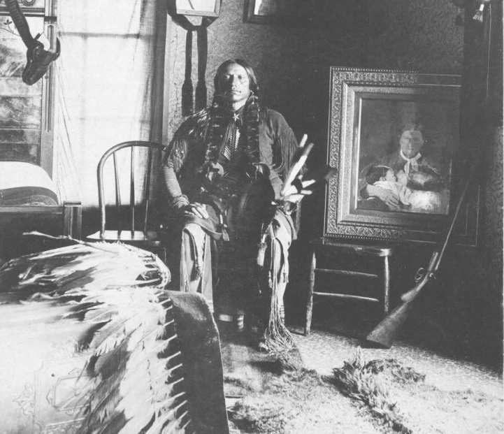 See images that document the lives of Cynthia Ann and Quanah Parker. Photo: Irving Arts Center
