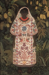Ram ¦n Cano Manilla_Indian Woman from Oaxaca (India oaxaque ¦a)